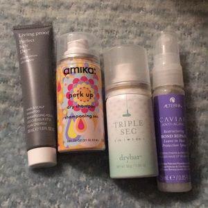 Hair Care sampler set